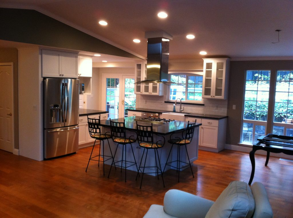 quality construction, beautiful remodels